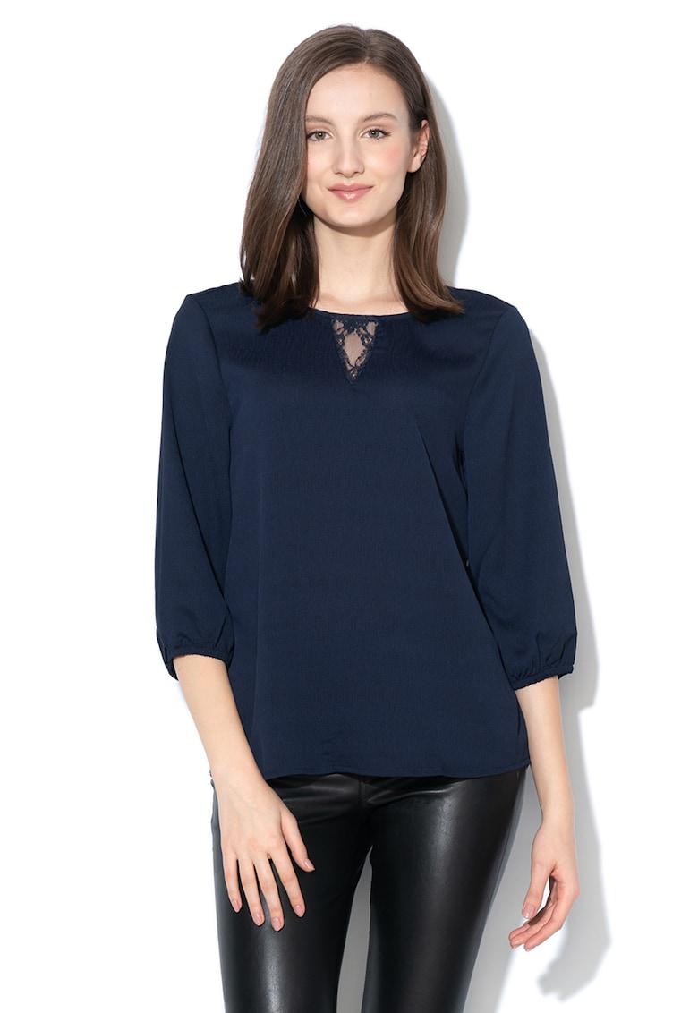 Bluza cu maneci 3/4 Leva fashiondays.ro