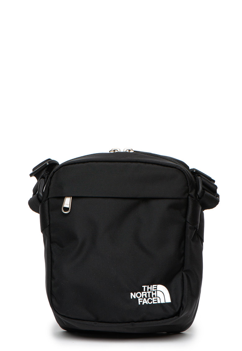 The North Face Geanta crossbody unisex cu detaliu logo brodat