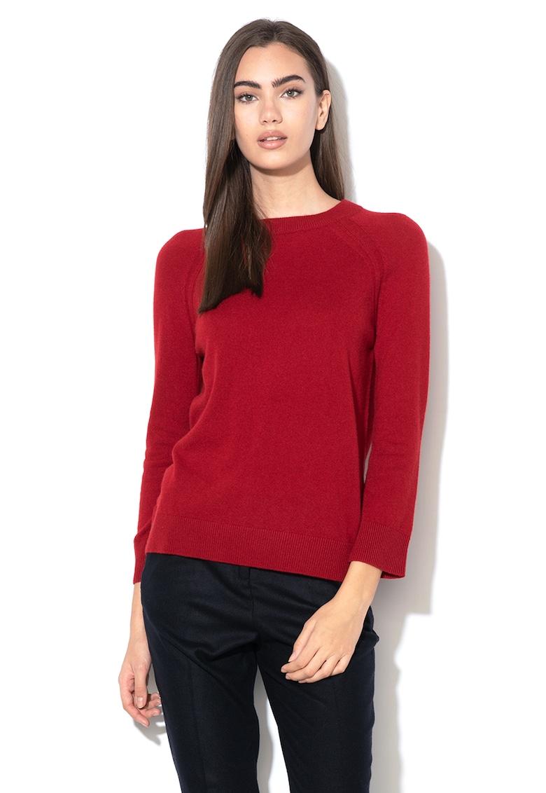Pulover din casmir - tricotat fin