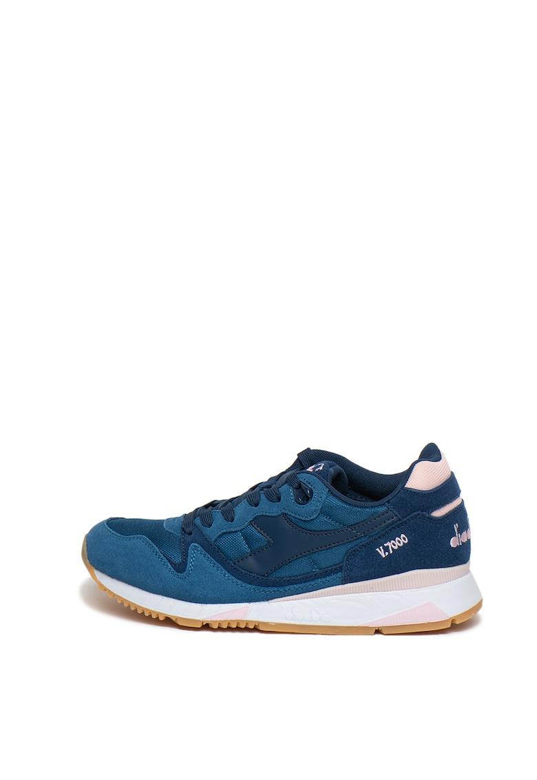 Pantofi sport cu garnituri de piele V7000 Nyl II imagine