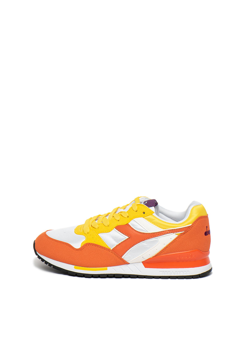 Pantofi sport unisex cu model colorblock Intrepid NYL imagine