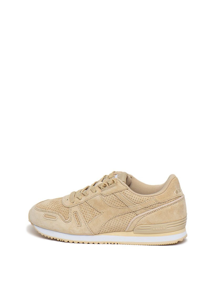 Pantofi sport unisex de piele intoarsa Titan Premier