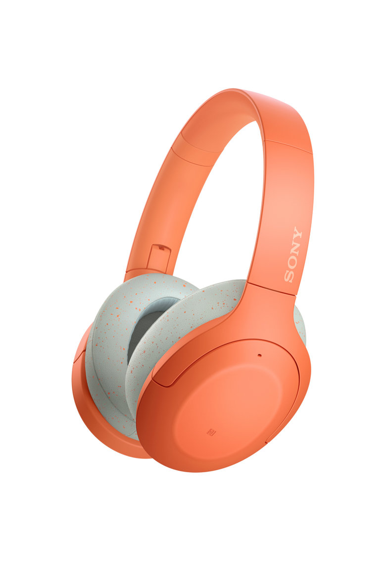 Casti WH-H910ND - Noise Canceling - Quick attention - Hi-Res - Wireless - Bluetooth - NFC - LDAC - Autonomie de 35 ore imagine