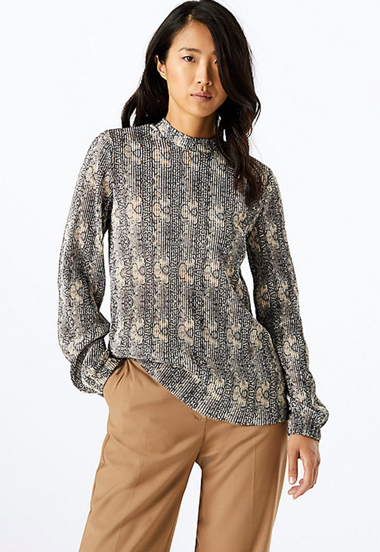 Bluza cu aspect striat imagine