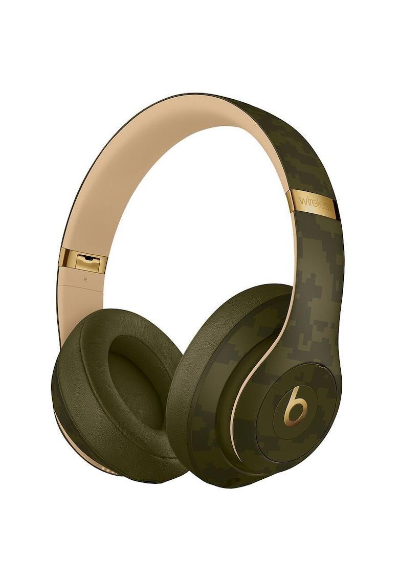 Casti audio Studio3 - Camo Collection - Forest Green