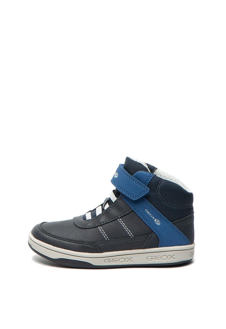 Pantofi sport de piele ecologica Maltin de la Geox