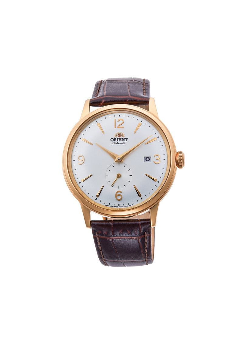 Ceas barbatesc Automatic Auriu imagine
