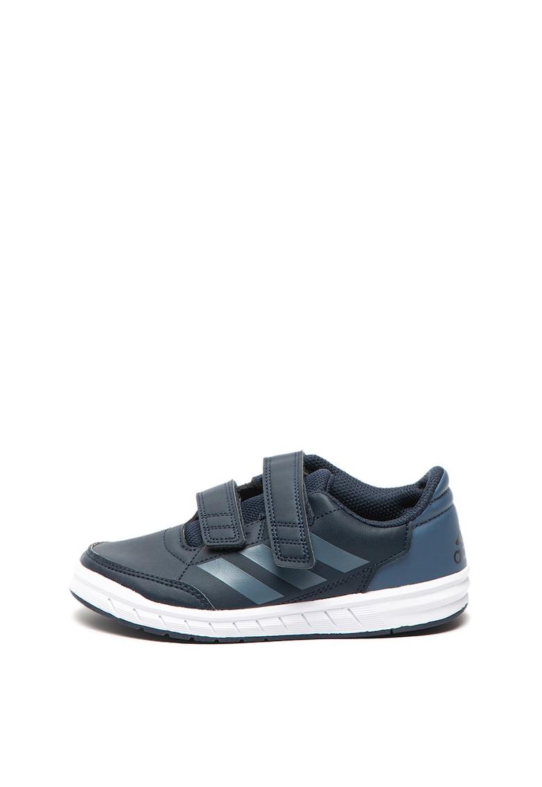 Pantofi sport de piele ecologica - cu velcro Altasport