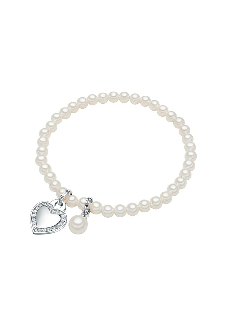 Bratara cu perle si talisman imagine promotie