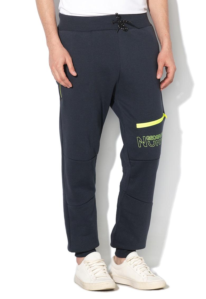 Pantaloni sport cu fermoare izolate Moltan