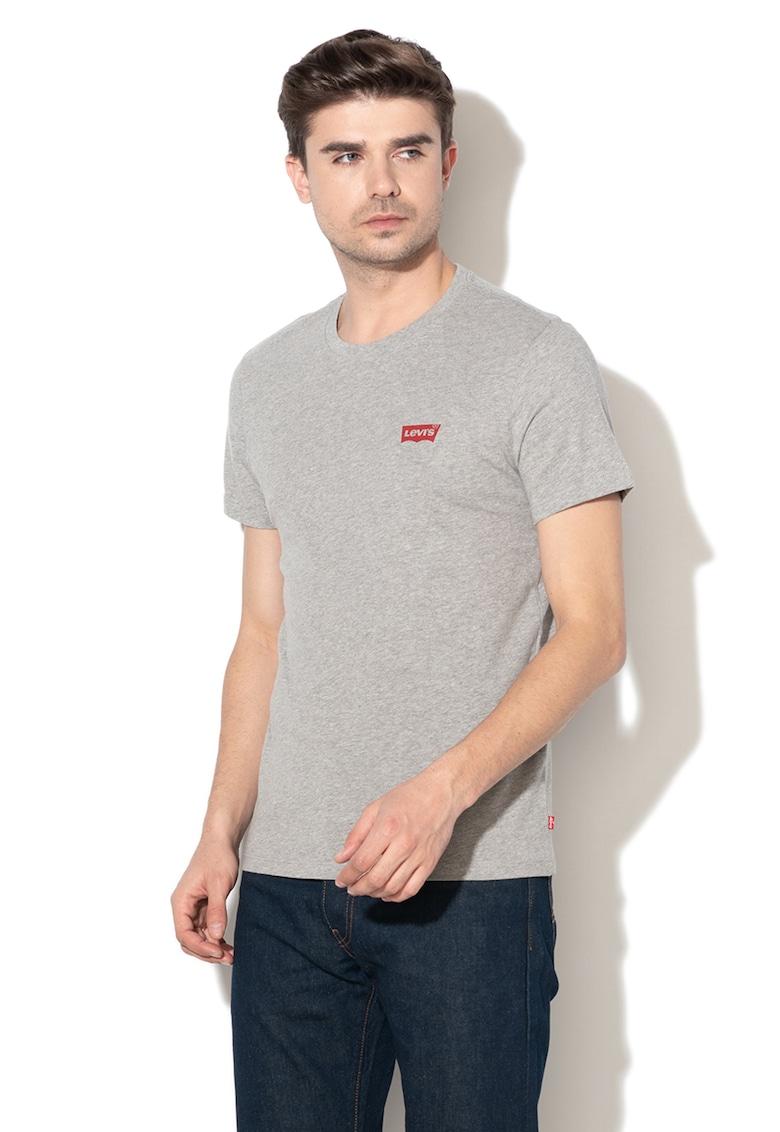 Levis Set de tricouri slim fit cu logo - 2 piese