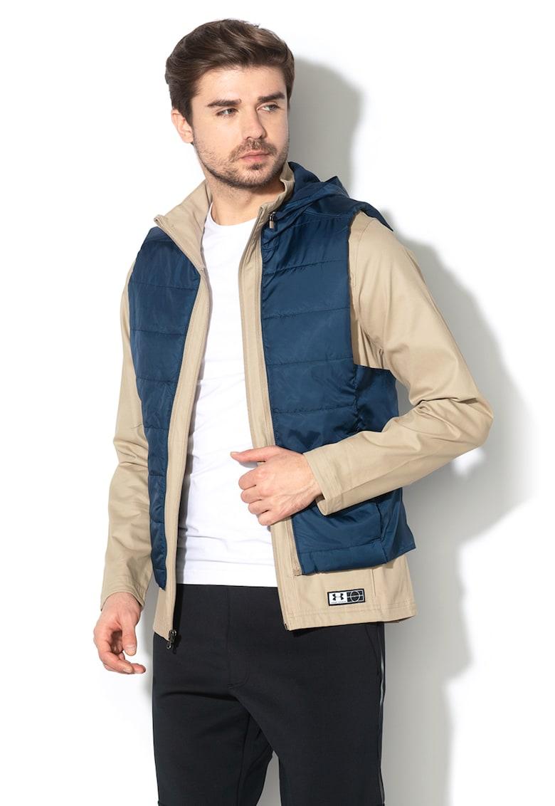 Jacheta usoara elastica - cu vesta detasabila Accelerate Transport