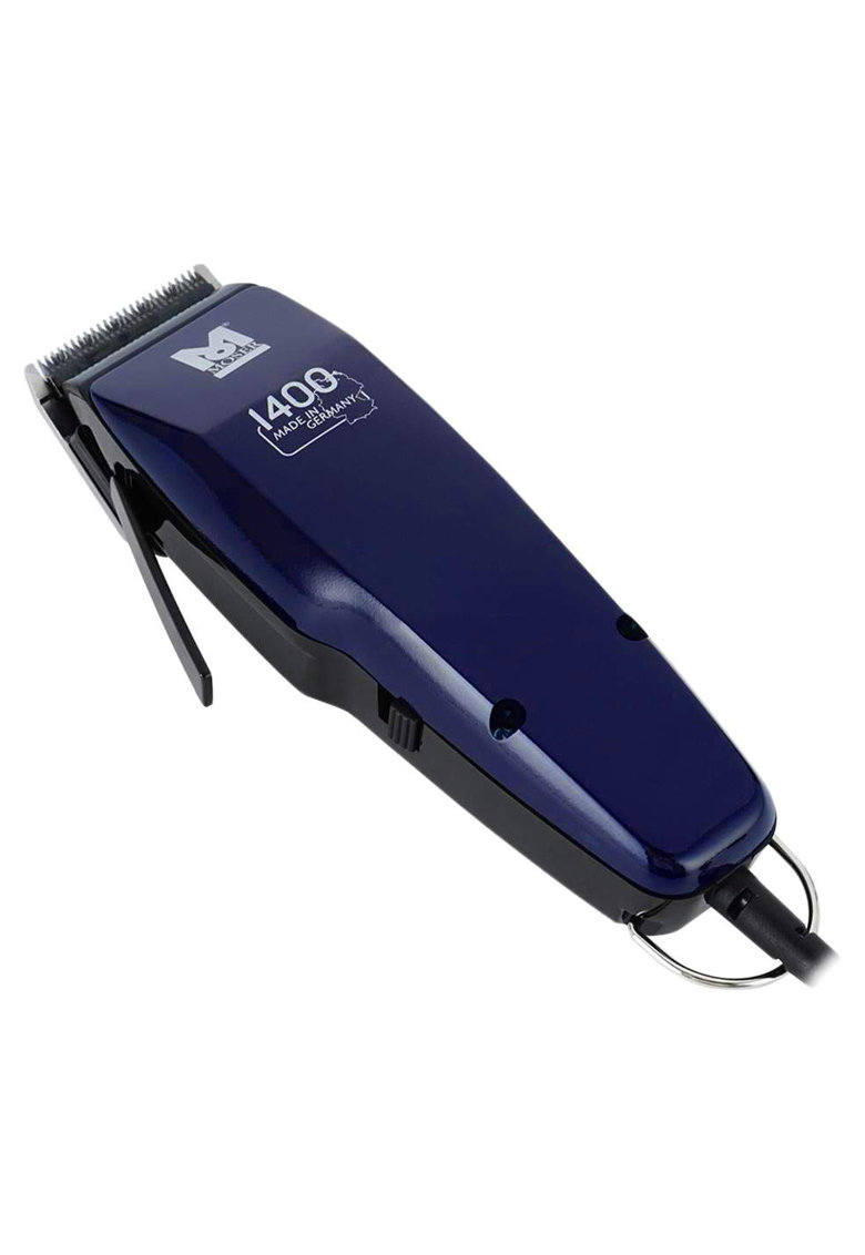 Aparat de tuns parul Blue Edition - 0.7-3 mm - Lame auto-ascutire din otel inoxidabil - Albastru