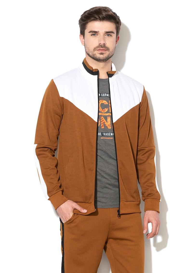 Bluza sport cu fermoar Mitus imagine