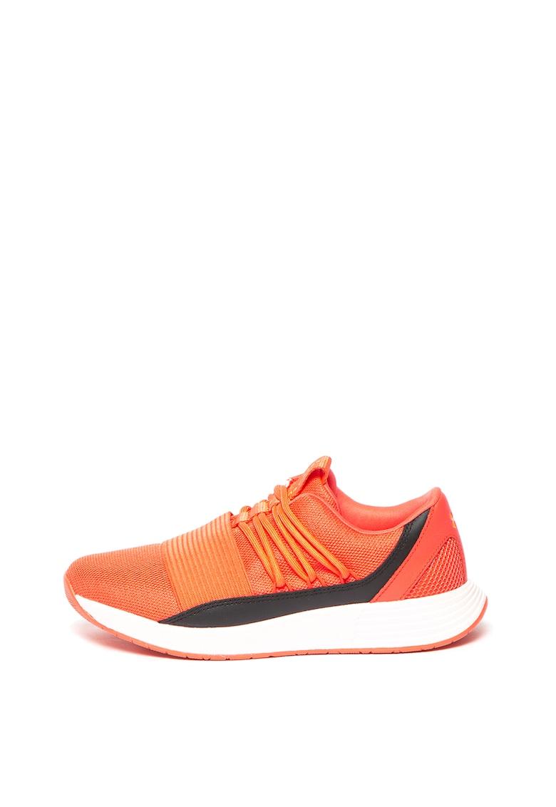 Pantofi sport slip-on Breathe Lace Glitz