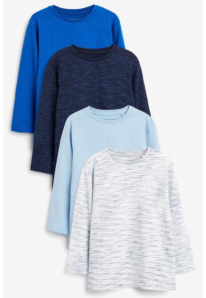 NEXT Set de bluze cu decolteu la baza gatului - 4 perechi