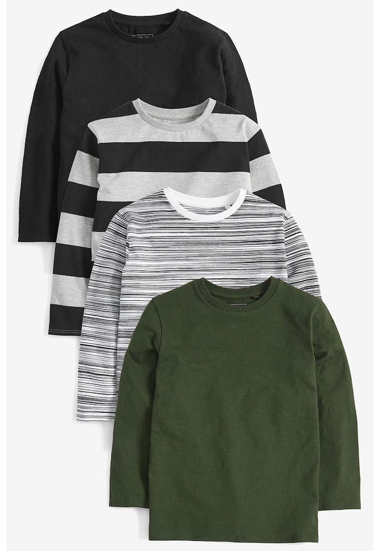 NEXT Set de bluze cu diverse modele - 4 piese