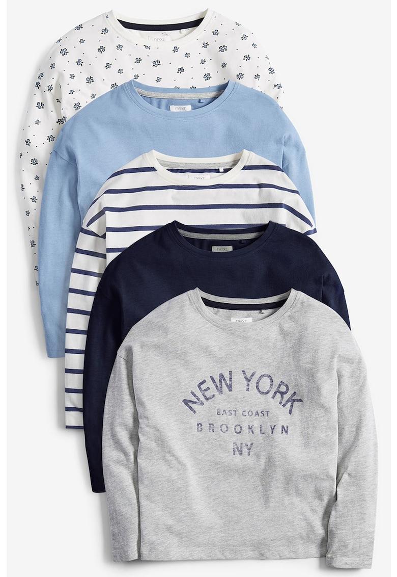Set de bluze cu model – 5 piese de la NEXT