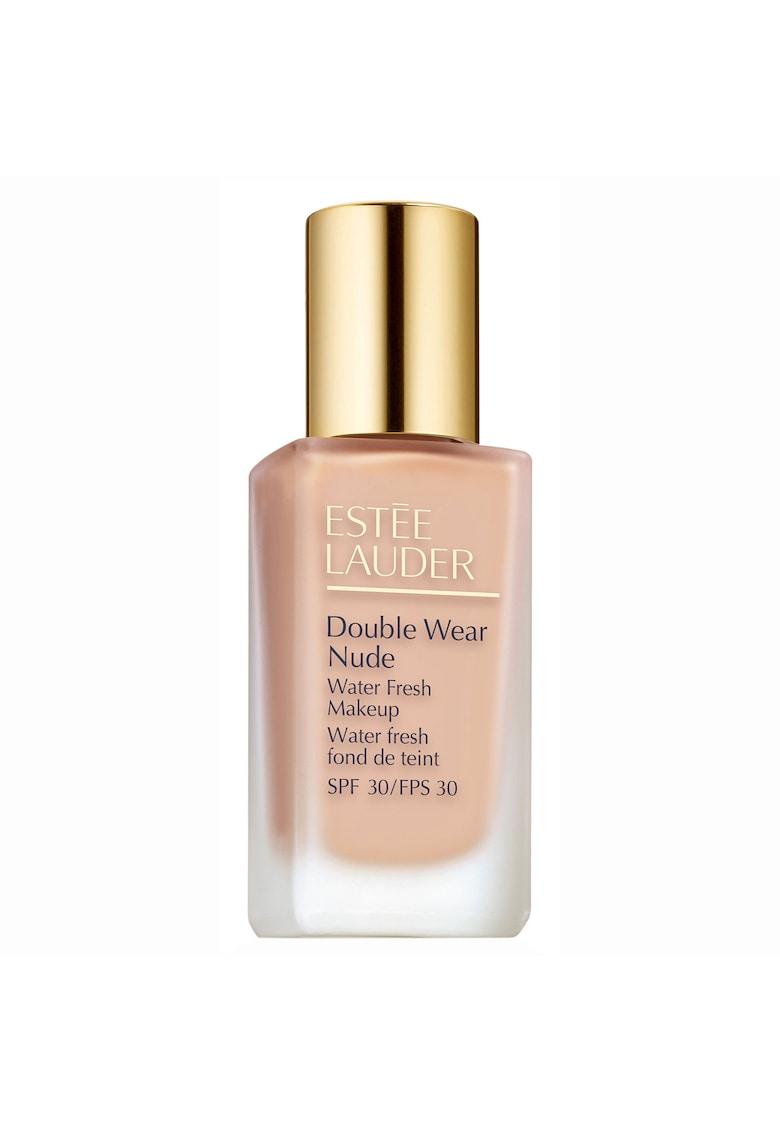 Fond de ten Double Wear Nude Water Fresh SPF 30 - Pure Beige 2C1 - 30 ml imagine promotie