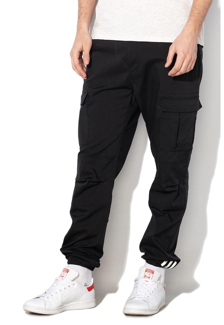 Pantaloni cu mansete elastice - pentru fitness