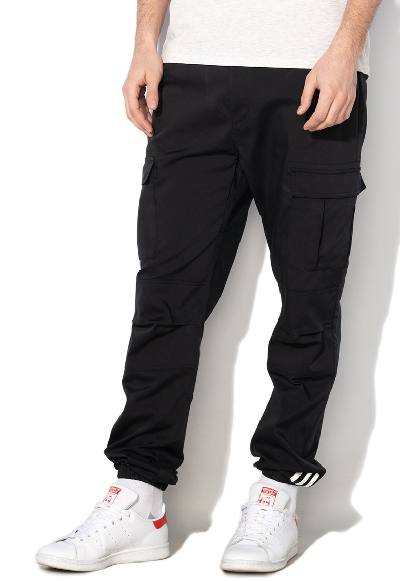 Adidas ORIGINALS Pantaloni cu mansete elastice - pentru fitness