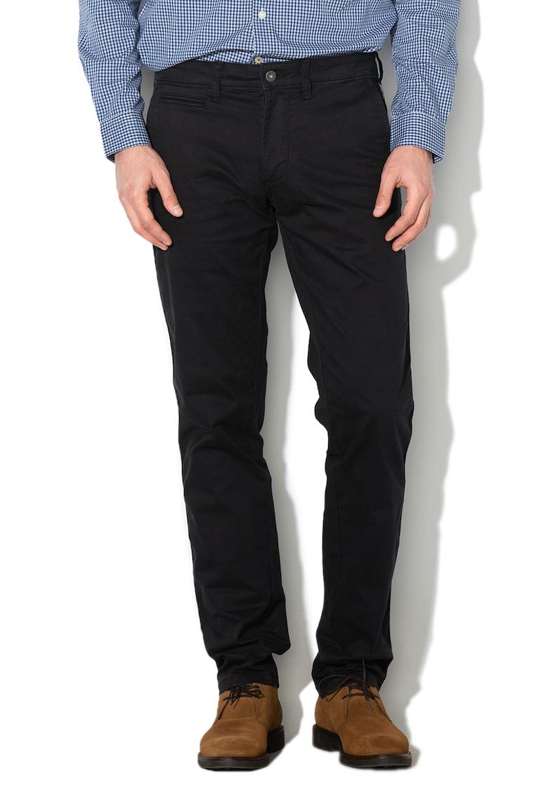 Pantaloni chino cu buzunare oblice Mana
