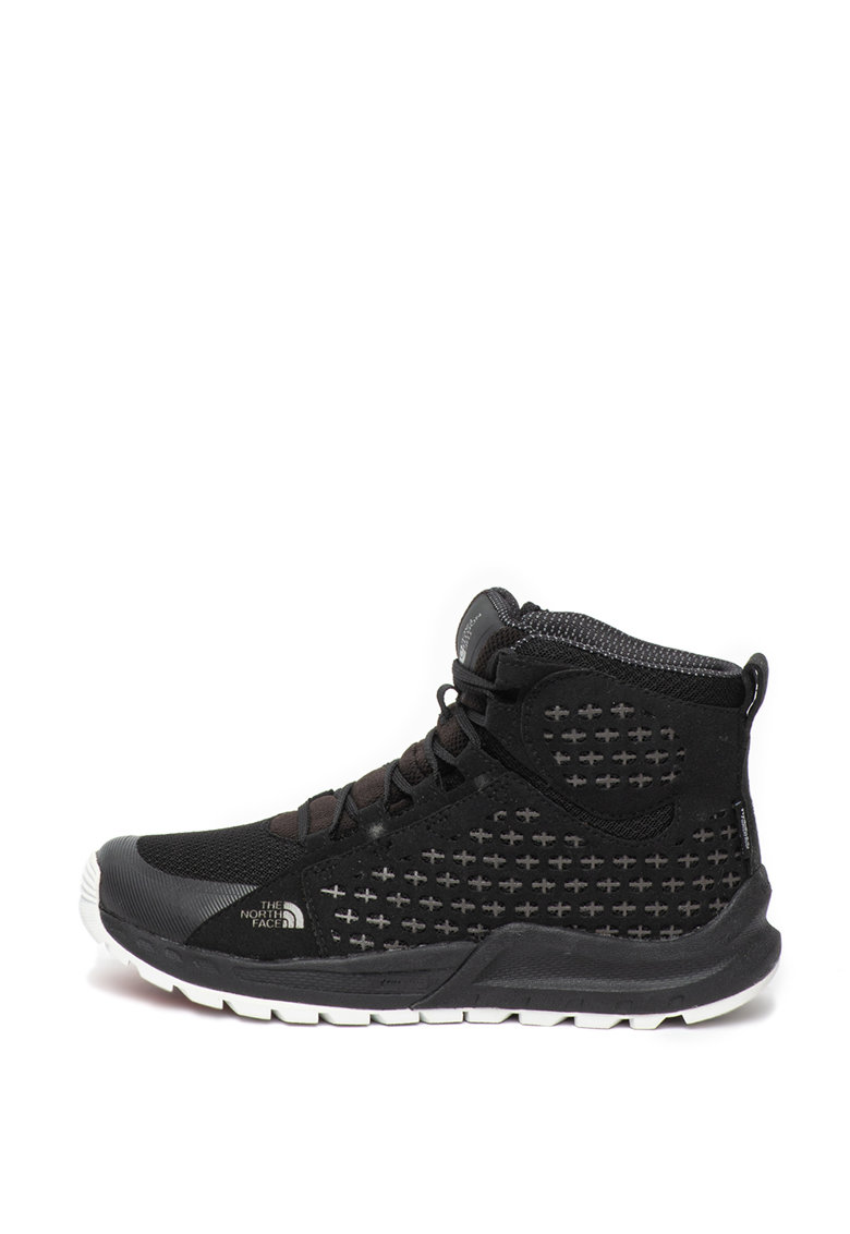 Pantofi sport mid-cut din material textil
