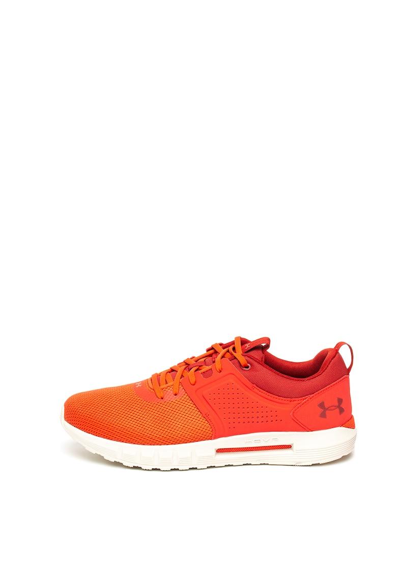 Pantofi sport din material textil cu talpa contrastanta UA HOVR™