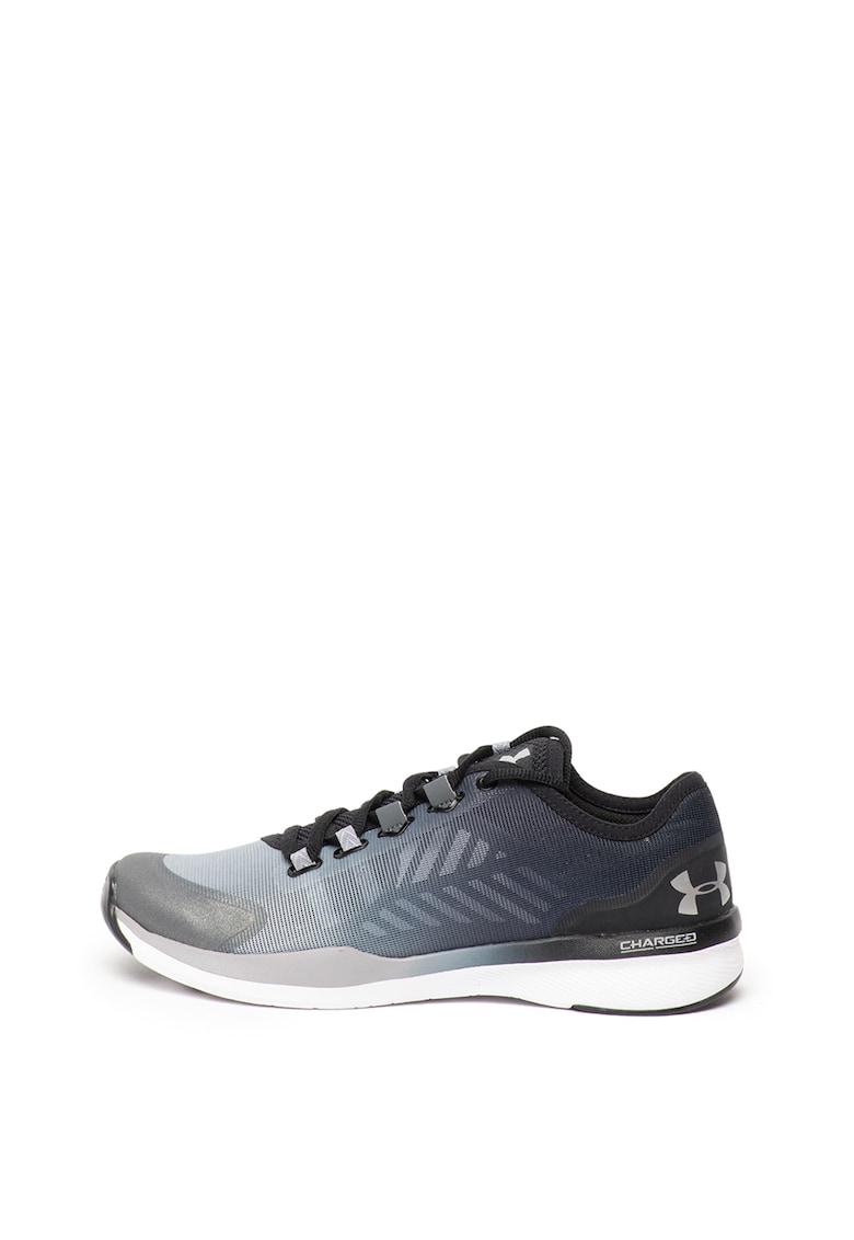 Pantofi cu aspect in degrade - pentru alergare Charged Push
