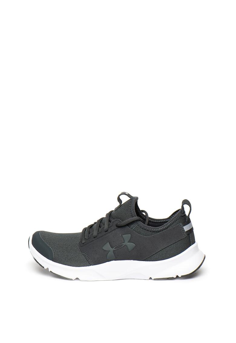 Pantofi slip-on usori - pentru alergare Drift