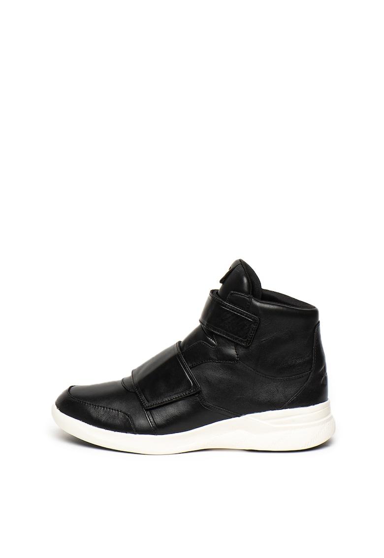 Pantofi sport mid-high de piele cu velcro Charged Pivot