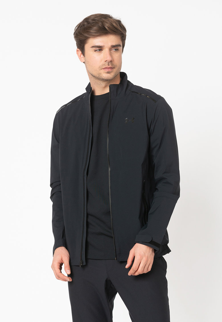 Jacheta din material impermeabil si usor - pentru antrenament