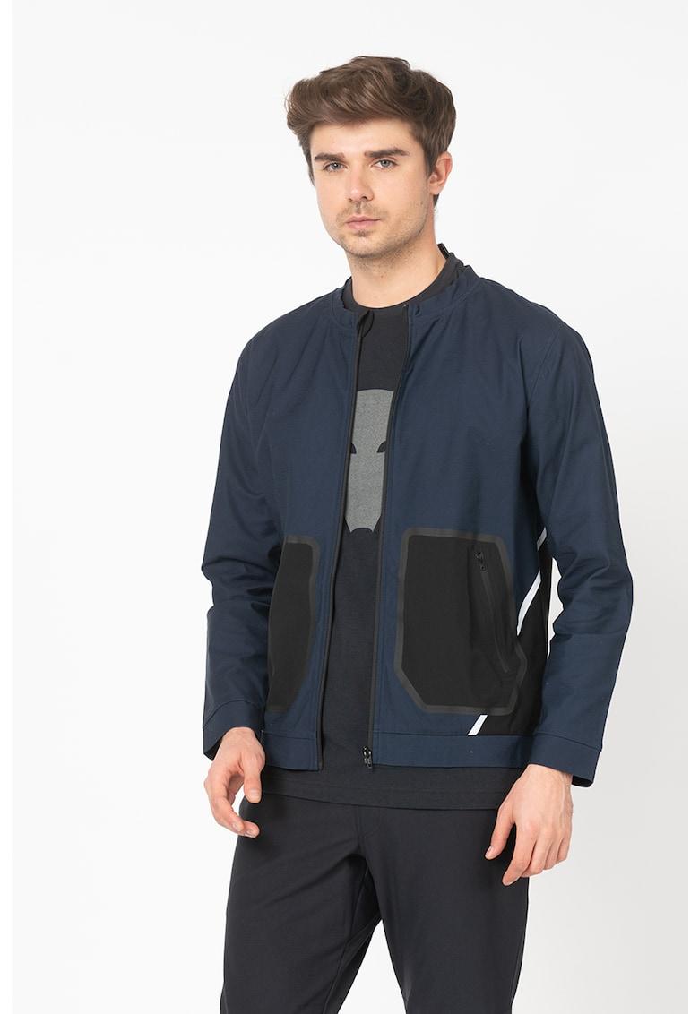 Jacheta cu buzunare frontale contrastante Pivot