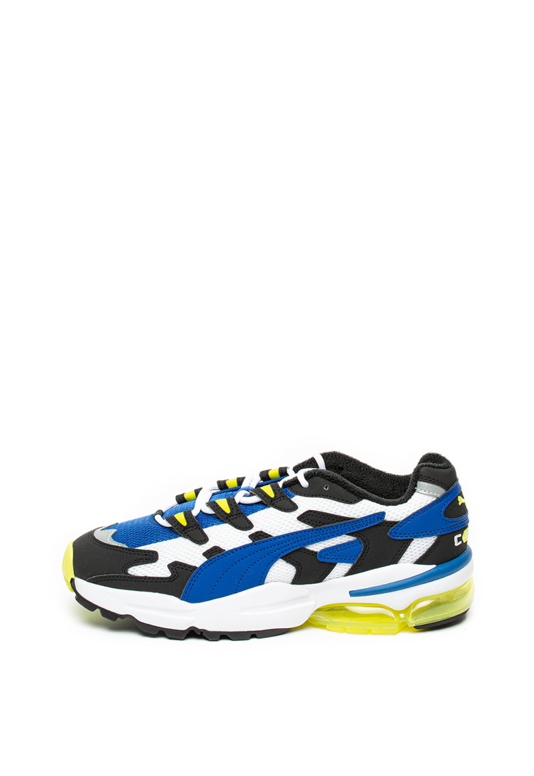 Pantofi sport cu model colorblock Cell Alien imagine