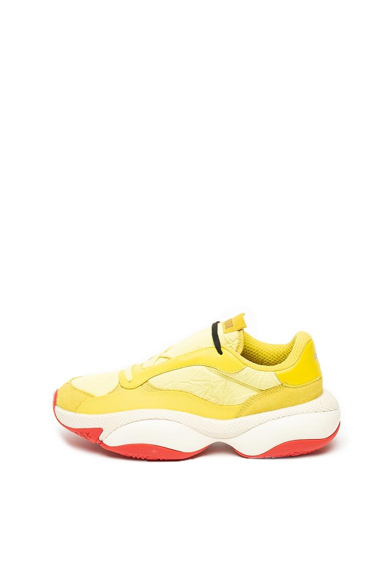 Pantofi sport cu talpa masiva Alteration PN-1