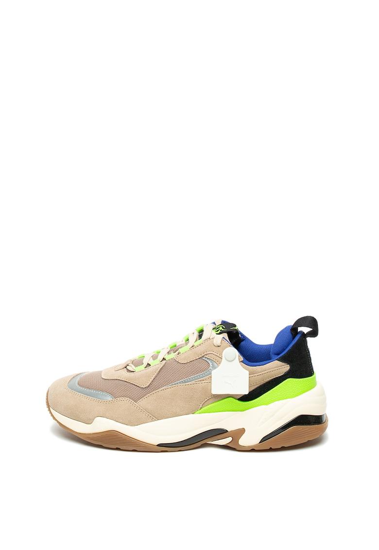Pantofi sport unisex cu detalii reflectorizante Thunder