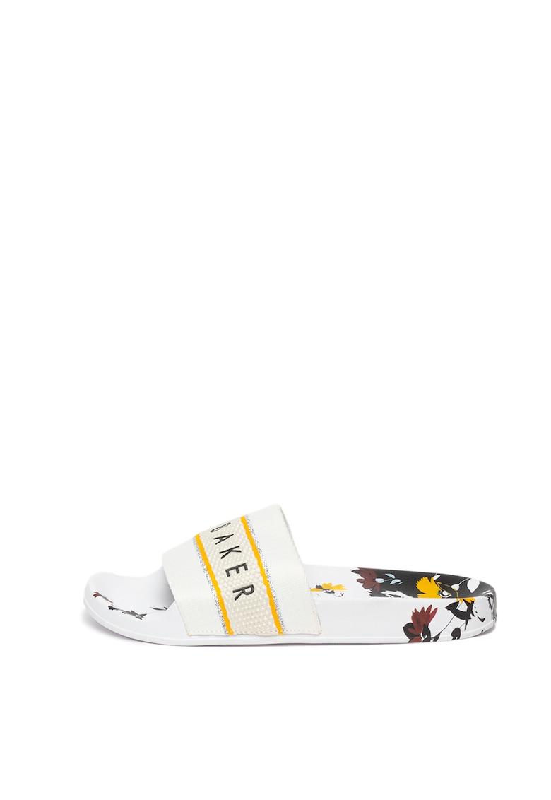 Papuci cu model floral Savanna thumbnail