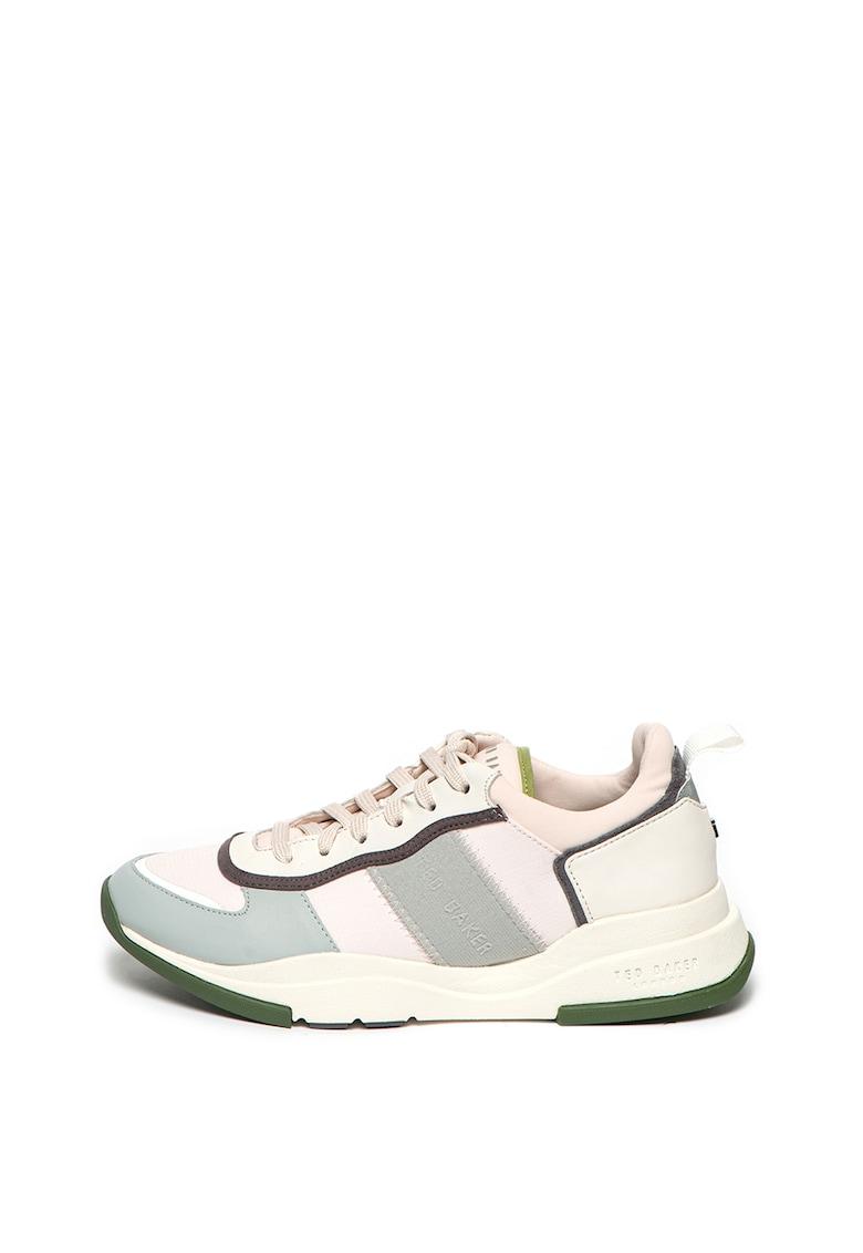 Pantofi sport cu logo lateral Heverdi