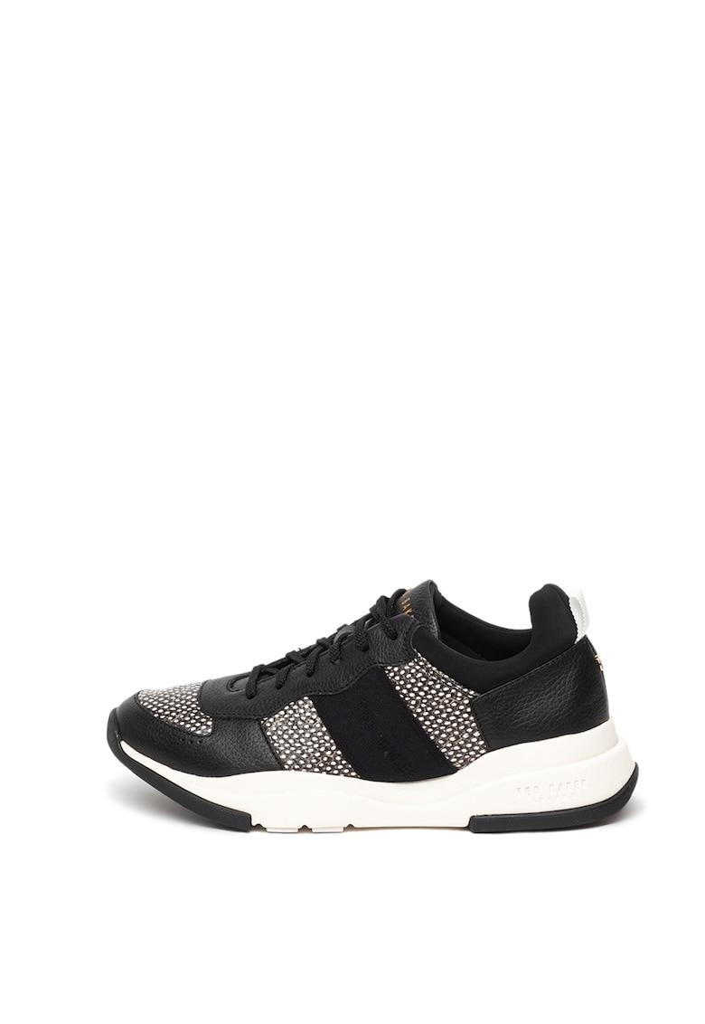 Pantofi sport din piele Weverds