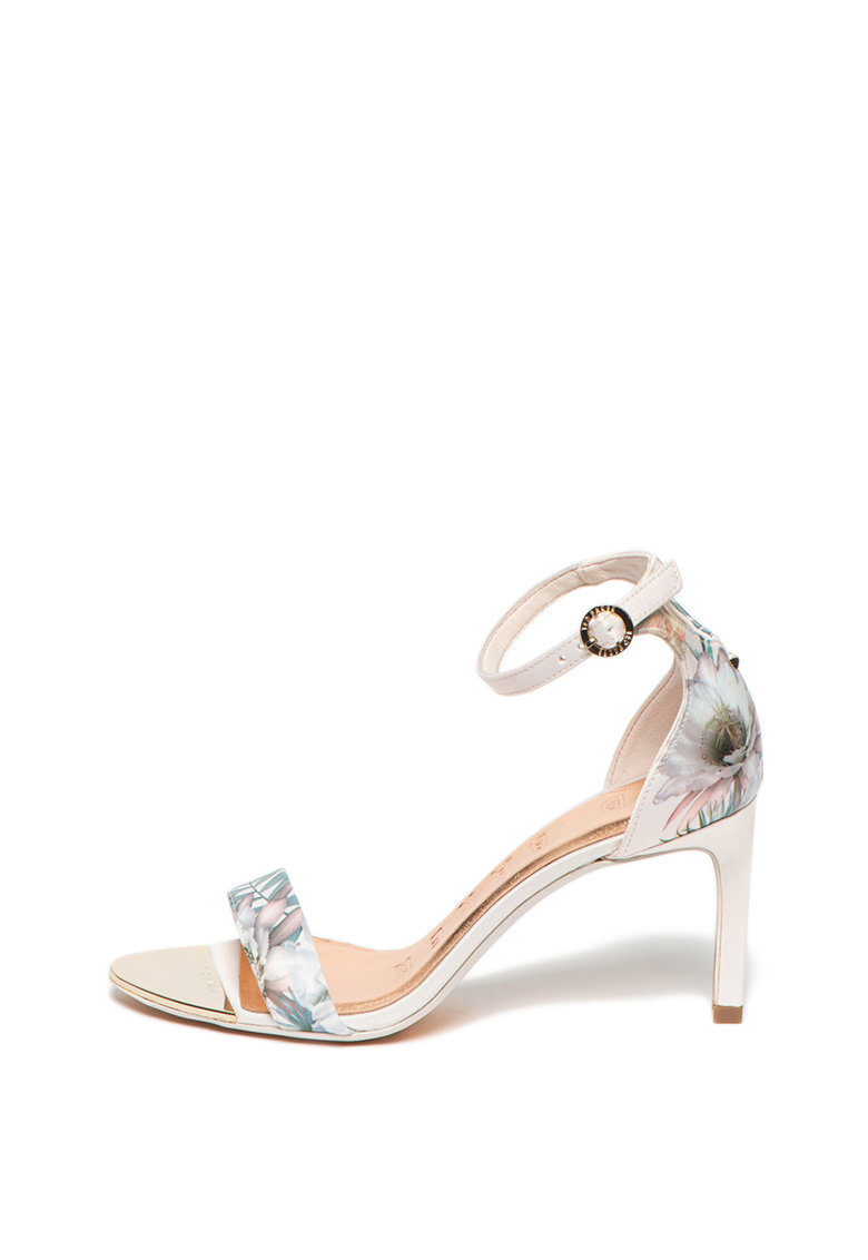 Sandale cu imprimeu floral Willi
