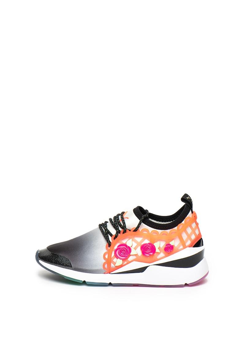 Pantofi sport cu aspect in degrade Muse imagine