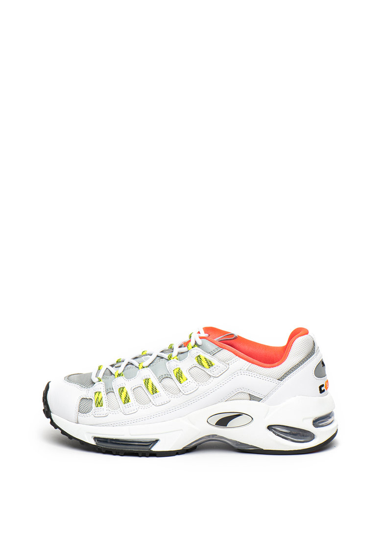 Pantofi sport unisex cu insertii de piele ecologica Cell Endura Rebound