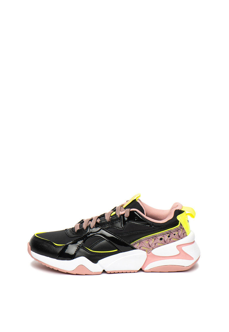 Pantofi sport cu model colorblock Nova 2 Shift