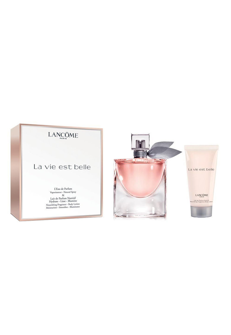 Lancome Set  La Vie est Belle - Femei: Apa de Parfum - 50ml + Lotiune de corp - 50ml