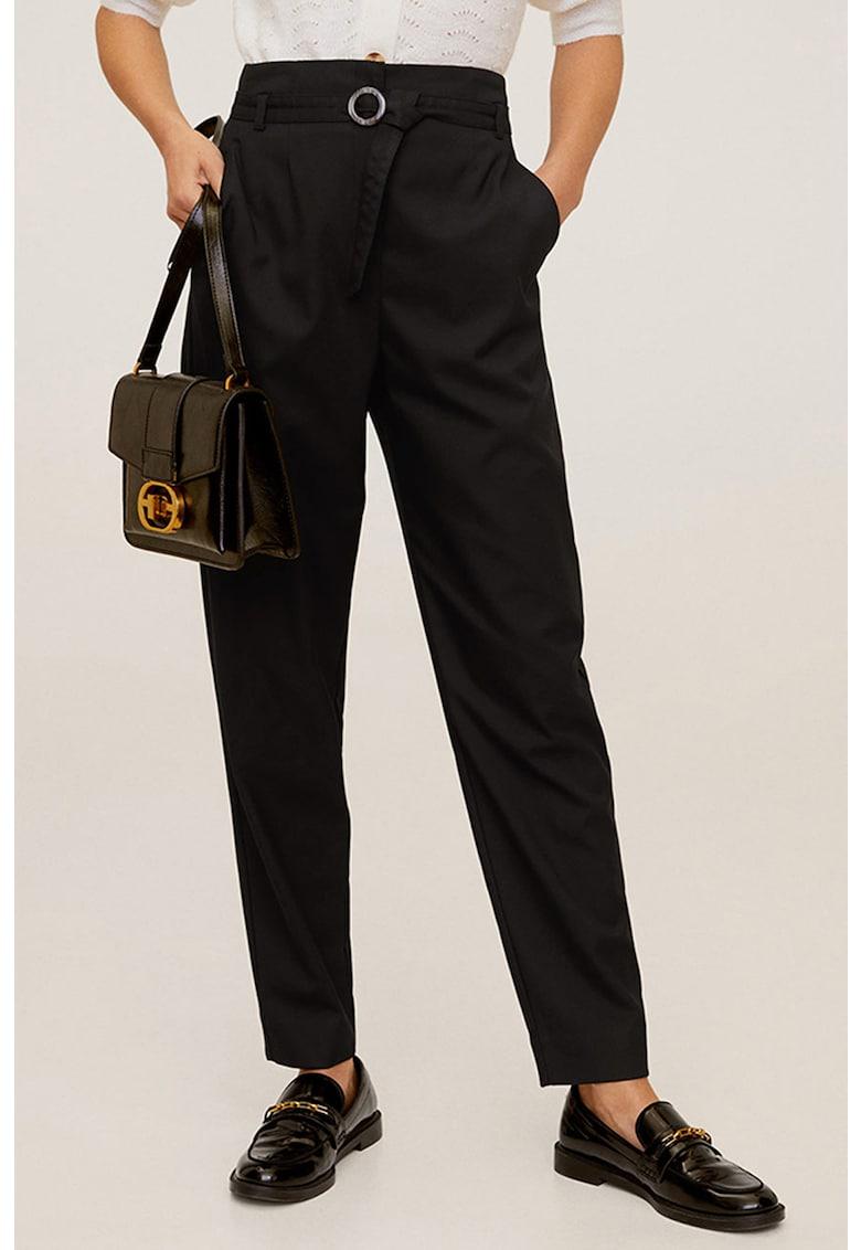 Pantaloni drepti eleganti Susana