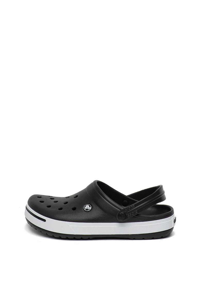 Crocs Saboti slingback unisex cu perforatii Crocband II