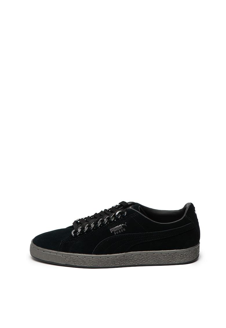 Pantofi sport de piele intoarsa Classic