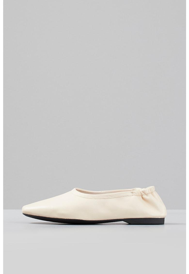 Vagabond Shoemakers Balerini de piele cu varf ascutit