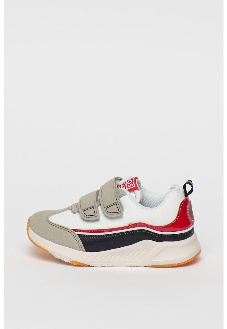 Pantofi sport cu garnituri contrastante Viserba