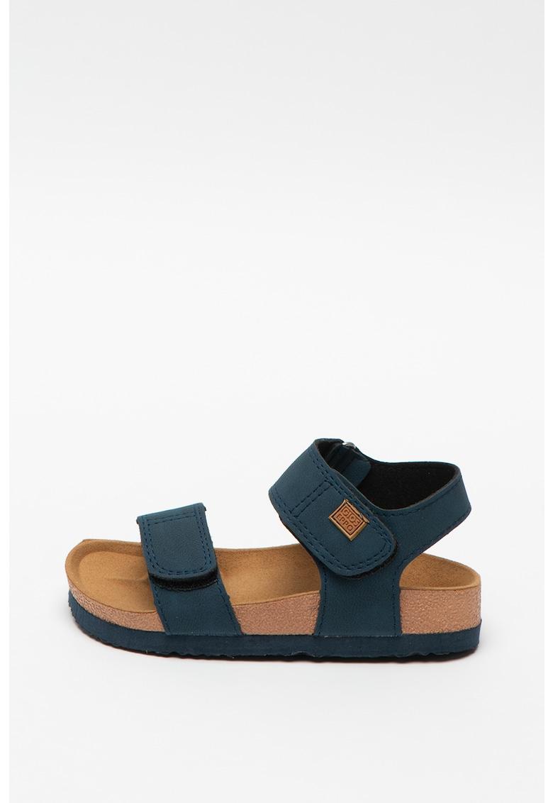 Sandale de piele ecologica - cu velcro Baelen fashiondays.ro